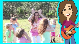 Bunny Hop Dance Songs for Kids & Children | English Nursery Rhymes by Patty Shukla