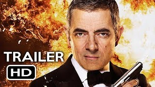 Johnny English 3 Trailer Teaser (2018) Rowan Atkinson Comedy Movie HD