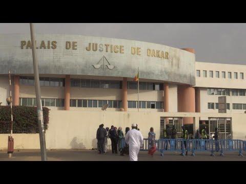 Xxx Mp4 Dakar S Mayor Khalifa Sall Gets 5 Years In Prison For Fraud 3gp Sex