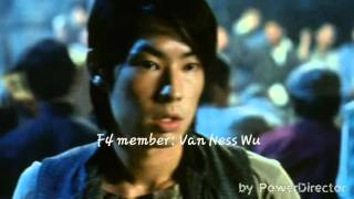 F4's Kung Fu movies and tv shows version 1