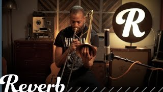 Trombone Shorty talks New Orleans Jazz and Finding Your Sound | Reverb Interview