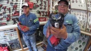 Cortadora y Ponchadora MILWAUKEE  para LINIEROS