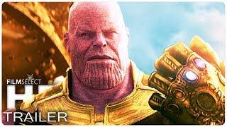 AVENGERS INFINITY WAR Trailer (Marvel 2018)
