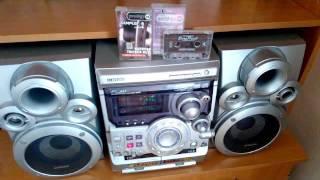 Breakbeat Cassette - Imperial Stormtroopers - HM 3 by Omar Santana (1998)