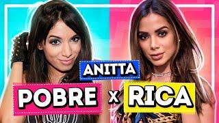 10 provas de que a ANITTA POBRE é melhor que a ANITTA RICA | Diva Depressão