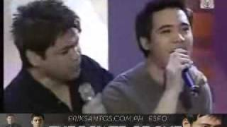 Erik Santos & Martin Nievera - This Is The Moment