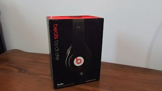 Unboxing and review Beats Studio by dr dre OEM [INDONESIA]