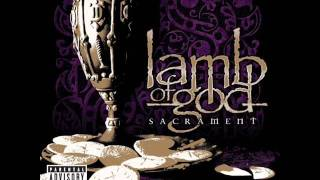 Walk With Me In Hell - Lamb Of God Lyrics