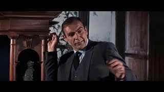 James Bond : Operation Tonnerre (1965) -  Extraction aérienne