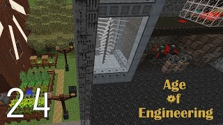 Age of Engineering - Modded Minecraft - E24