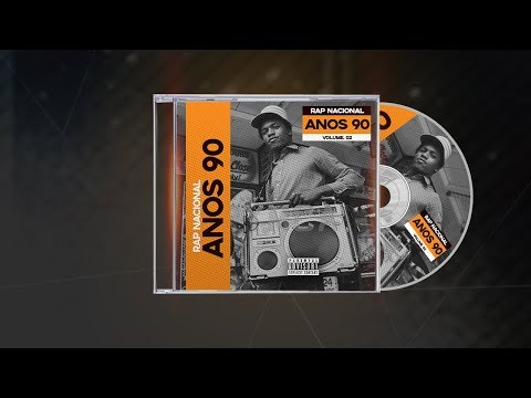 Rap Nacional Anos 90 - Volume. 02