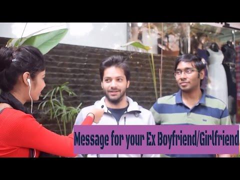 Message To Your Ex Boyfriend/Girlfriend - INDIAN EDITION