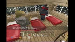 Minecraft herobrine prank part 4