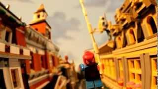 Spider-Man Likes Ice Cream, Too - LEGO Marvel - Fan Creation