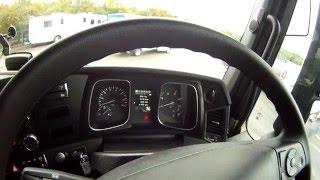 2015 Mercedes Actros 2545