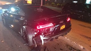My Audi R8 Got Completely Destroyed