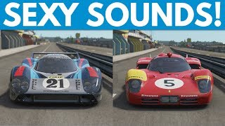 Sexy Sounds & My Sore Foot (Spirit Of Le Mans!)