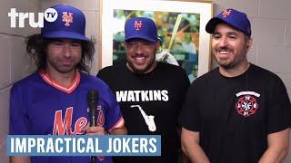 Impractical Jokers - The Worst Baseball Fanatic Ever (Punishment) | truTV