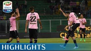 Palermo - Empoli - 2-1 - Highlights - Giornata 38 - Serie A TIM 2016/17