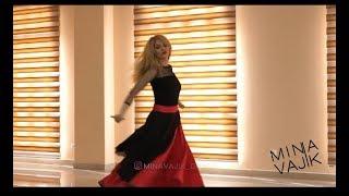 Mina Vajik Dance _ persian Dance _ choreography by Mina Vajik _ Shadmehr Aghili-Asemooni