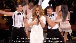 Celine dion - Love can move mountain