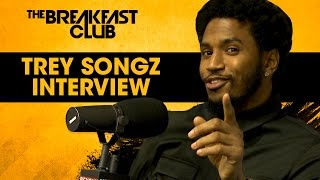 Trey Songz Digs Into Nicki Minaj, Talks Relationship With Drake,  New Album 'Tremaine' & More
