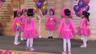 Tadika Kanak-kanak Ceria - Annual Concert & Graduation Day 2015 (Birds Dance)
