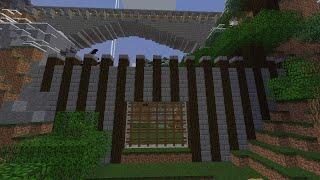 Cancelletto Minecraft : Come fare un ponte levatoio realistico in minecraft ! ✓ pakvim