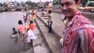 PK Aamir khan Behind The Scenes