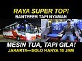 Download Video BUS TUA, TAPI GILA! Raya SUPER TOP: kursi pesawat super nyamannn :D Jakarta—Solo hanya 10 JAM! 3GP MP4 FLV