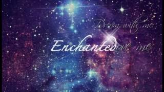 Enchanted-Taylor Swift lyrics