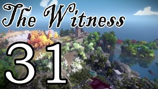 [31] The Witness - Workin' In The Village Part 2 - Let's Play Gameplay Walkthrough (PS4)