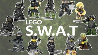 LEGO - SWAT Special Forces - Bootleg Review