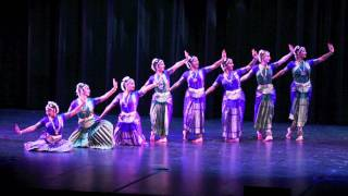 Abhinaya Dance Company 30th Anniversary (HD)