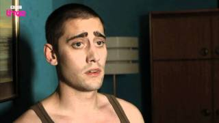Annie reminds Tom of the house rules - Being Human - Series 4 Episode 2 - BBC Three
