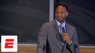Tracy McGrady inducted into Orlando Magic Hall of Fame   ESPN