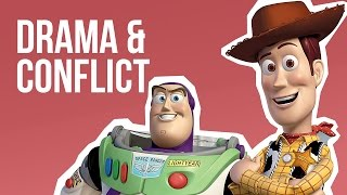 Pixar Storytelling Rules #4: Drama and Conflict