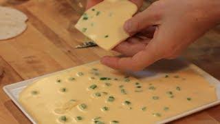 Trick To Make Homemade Cheese Slices! (Vegan and Regular)