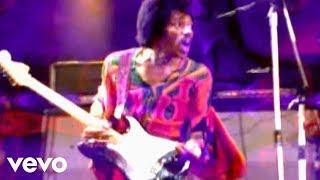 Jimi Hendrix - Valleys Of Neptune (Music Video)
