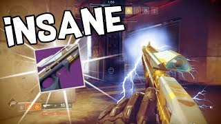 THE LEVIATHAN RAID SCOUT RIFLE IS INSANE! (Destiny 2)