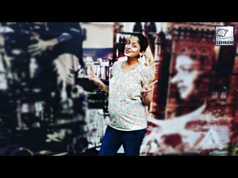 Xxx Mp4 Balika Vadhu Actress Janvi Chheda FLAUNTS Her Baby Bump 3gp Sex