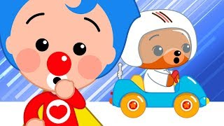 Learning on wheels - Plim Plim   Animated Series   The Children