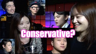 Do Koreans have hookup sex? Foreigners in clubs Annoying?(interviews)