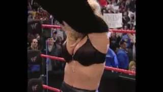 WWE Trish Stratus Strip