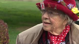 Rosie the Riveters honored in ceremony at Evergreen Aviation museum