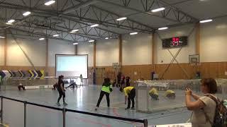 2018 Goalball World Championships Brazil v Canada 2nd Half