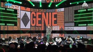 [예능연구소 직캠] 골든차일드 Genie @쇼!음악중심_20181117 Genie Golden Child in 4K