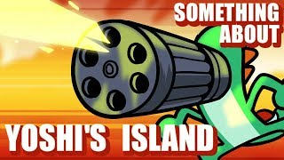 Something About Yoshi's Island ANIMATED (Loud Sound Warning) 🦎