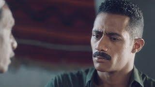 زين يحصل علي اعترافات مهمة من عامل المزلقان في قضية مسعد هتلر - مسلسل نسر الصعيد - محمد رمضان