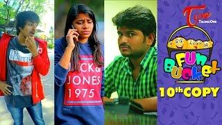 Fun Bucket | 10th Copy | Funny Videos | by Harsha Annavarapu